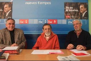 Responsables de Izquierda Socialista critican la continuidad de la comisión gestora